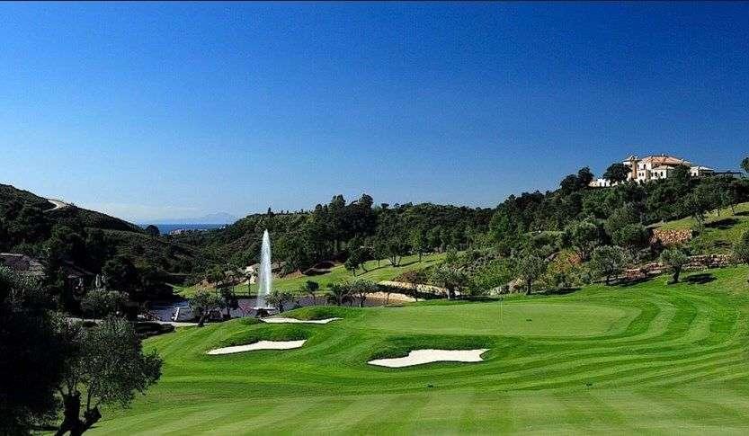 Malaga Airport Transfers Golfers
