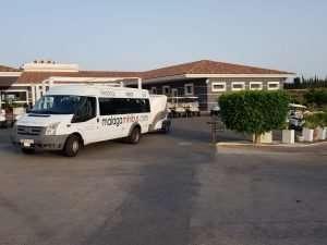 malaga minibus transfers